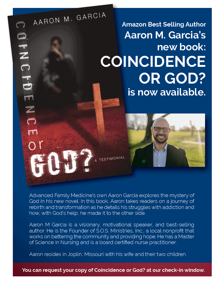 coincidence or god book