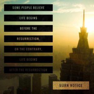 burn notice by aaron garcia